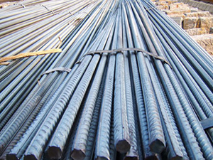Iron rods from Ifesowapo Iron Market, Orile Iganmu, Lagos